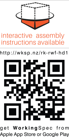 WorkingSpec INTERSET® QR Code
