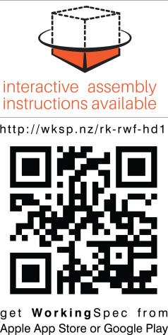WorkingSpec INTERSET® QR Code